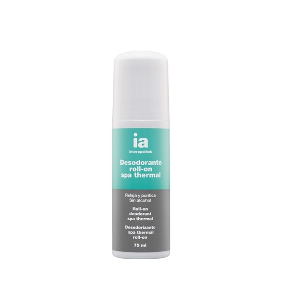 INTERAPOTHEK DESODORANTE SPA THERMAL  ROLL-ON 75 ML