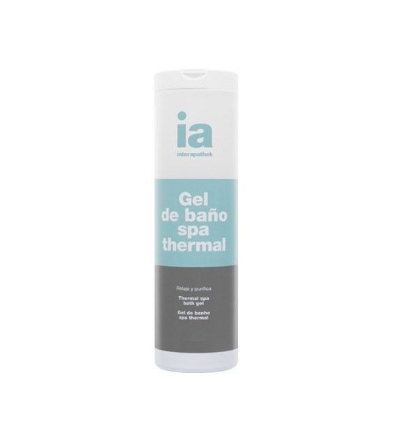 INTERAPOTHEK GEL DE BAÑO CON EXTO MALAQUITA SPA THERMAL 750 ML
