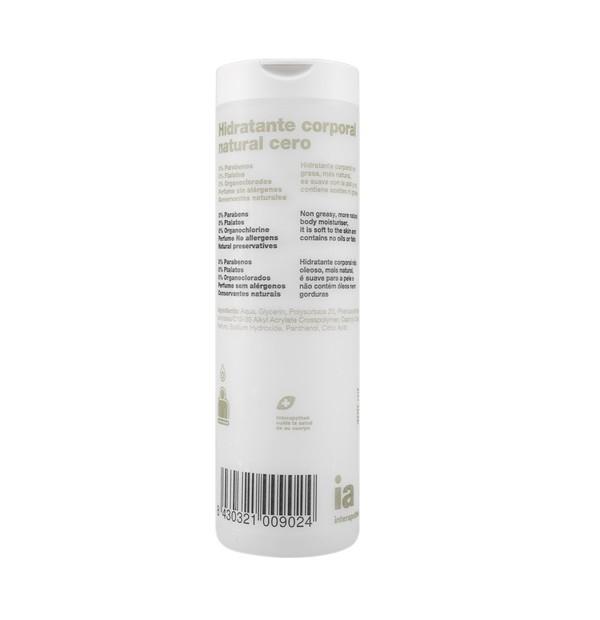 Interapothek Natural Cero Gel Corporal Hidratante 400 Ml