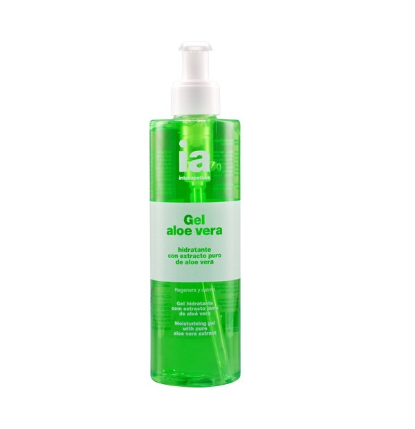 INTERAPOTHEK GEL HIDRATANTE PURO ALOE VERA  250 ML