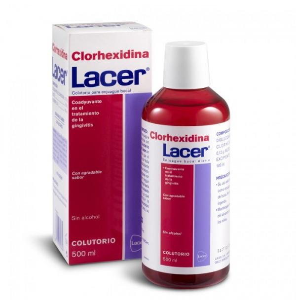 Clorhexidina Lacer Colutorio 500ml