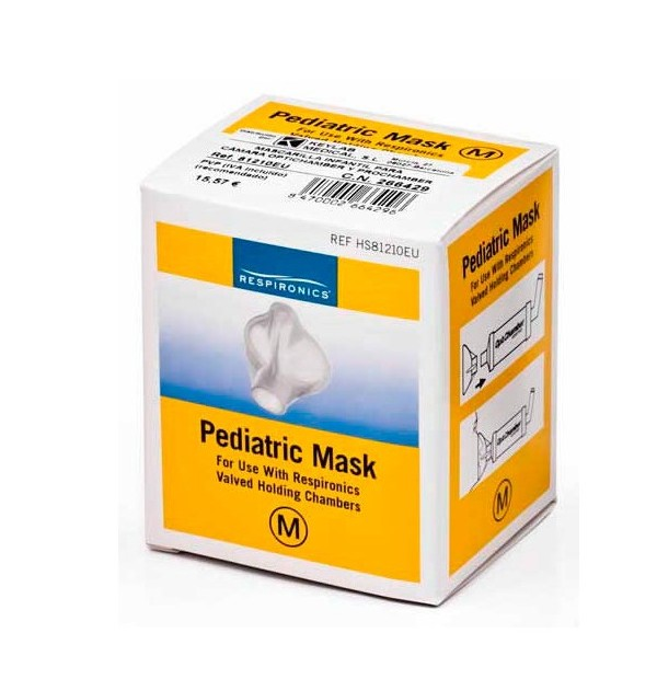 MASCARILLA OPTICHAMBER INHALADOR INFANTIL