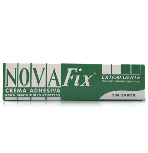 NOVAFIX EXTRAFUERTE CREMA 20 G
