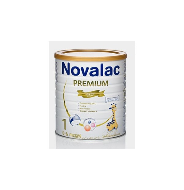 NOVALAC PREMIUM 1 LACTANTES 800 G