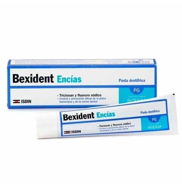 BEXIDENT ENCIAS PASTA DENTAL TRICLOSAN  125 ML
