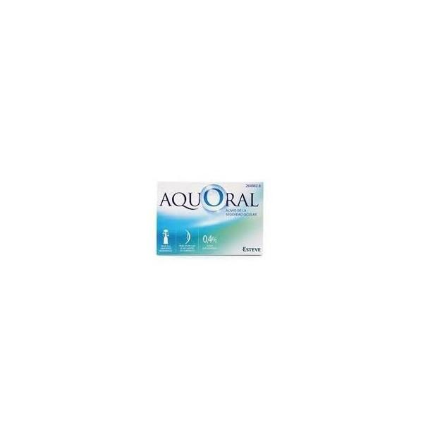 AQUORAL 0,5ML 20 UNIDADES