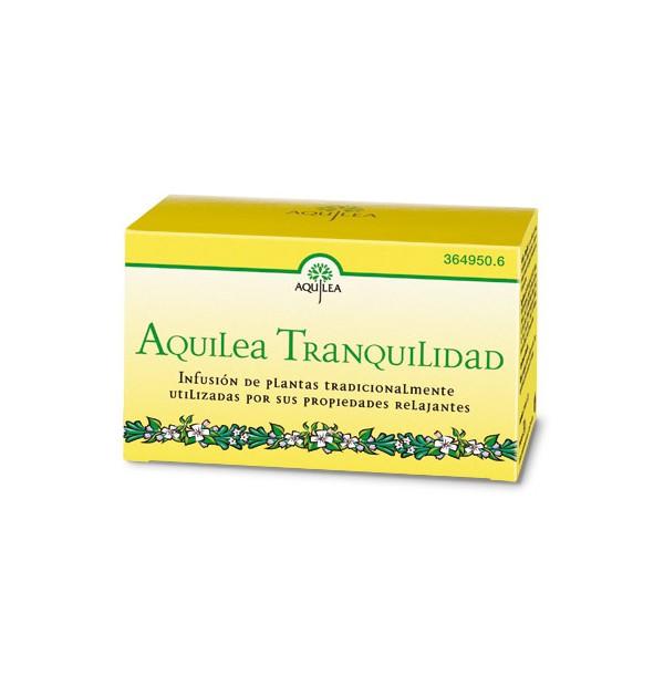 AQUILEA TRANQUILIDAD INFUSION 20 BOLSAS