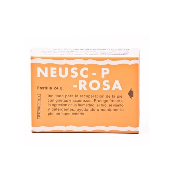NEUSC P ROSA PASTILLA 24 G
