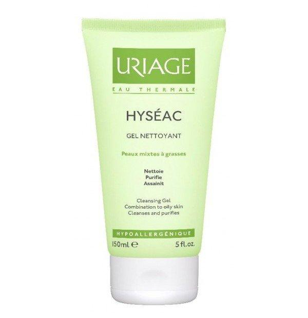 URIAGE HYSEAC GEL LIMPIADOR 150 ML