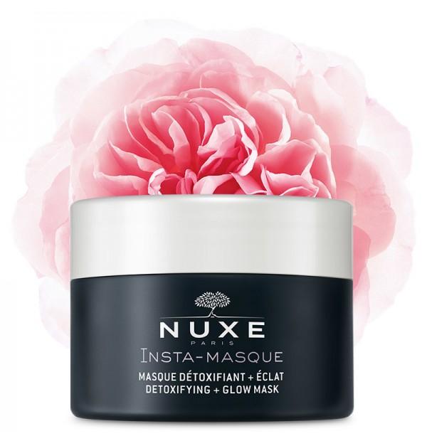 Nuxe Insta-masque Detoxificante + Iluminadora 50 Ml
