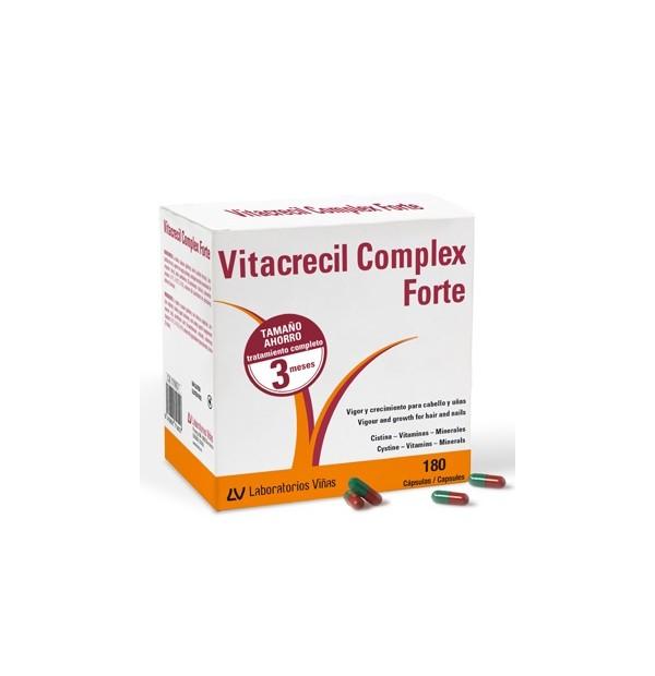 VITACRECIL COMPLEX FORTE DUPLO 90 CAPS