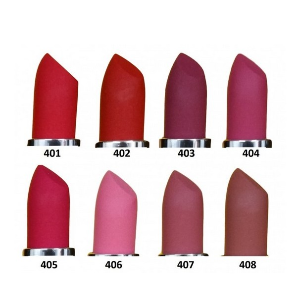 SENSILIS INTENSE MATT LIPSTICK  3.5 ML TONO 407