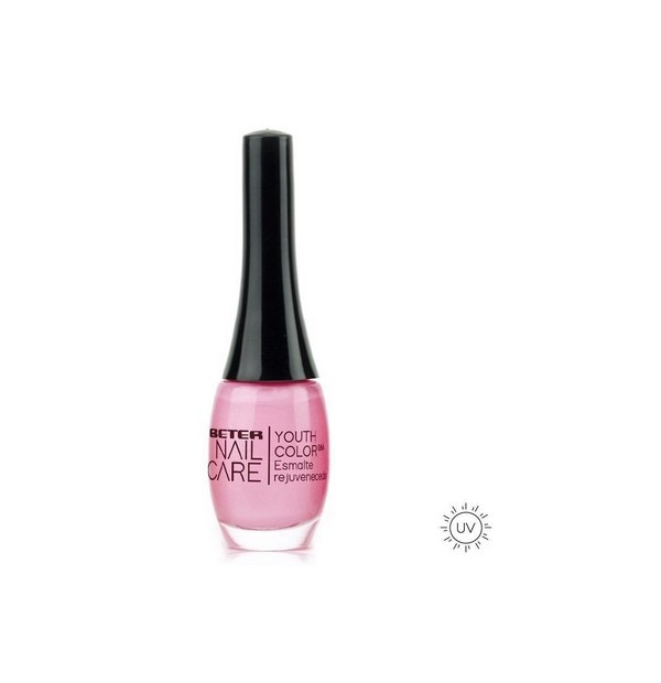 YOUTH COLOR BETER NAIL CARE 064 THINK PINK 11 ML