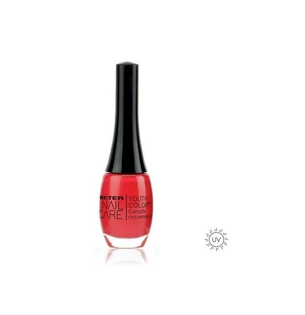 YOUTH COLOR BETER NAIL CARE 066 ALMOST RED LIGHT 11 ML