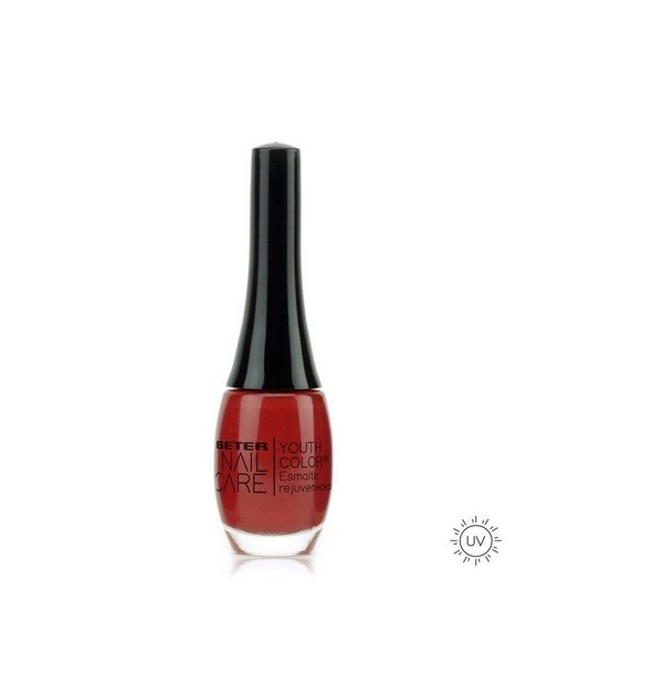 YOUTH COLOR BETER NAIL CARE 067 PURE RED 11 ML