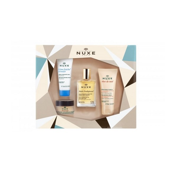 NUXE COFFRET BEST SELLERS 18