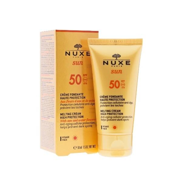 Nuxe Crema Fundente Alta Proteccion 50 (antiedad Y Manchas) 50 Ml
