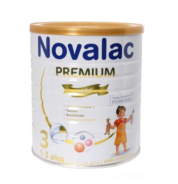 NOVALAC PREMIUM 3 LACTANTES 800 G