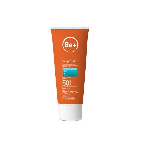 BE+ SKIN PROTECT DRY TOUCH SPF50+  200 ML