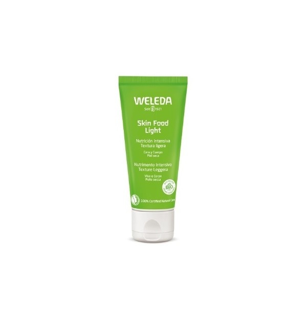 SKIN FOOD LIGHT WELEDA  LOCION INTENSA 30 ML