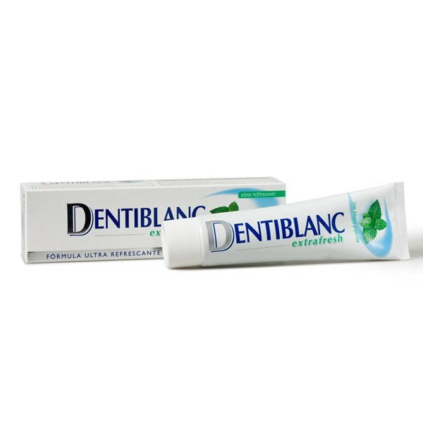 DENTIBLANC BLANQUEADOR EXTRAFRESH DUPLO (50% 2ªU) 100 ML X 2