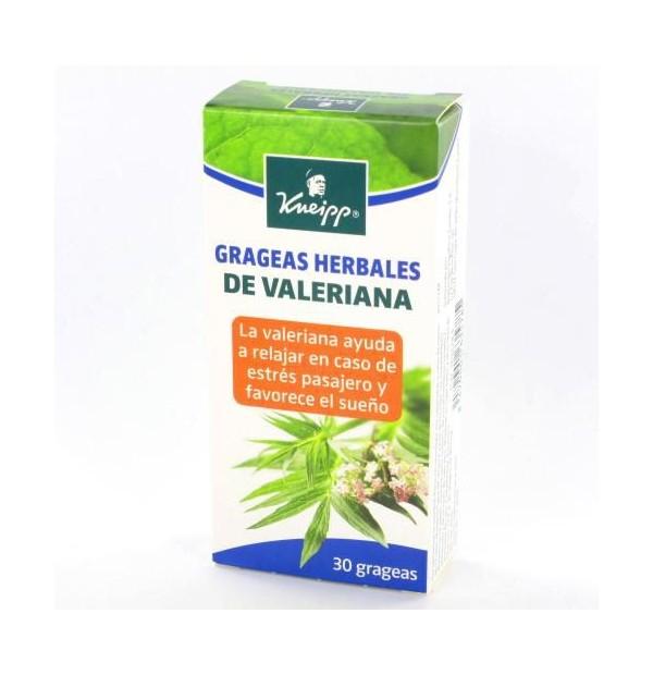 KNEIPP HERBALES DE VALERIANA 30 GR