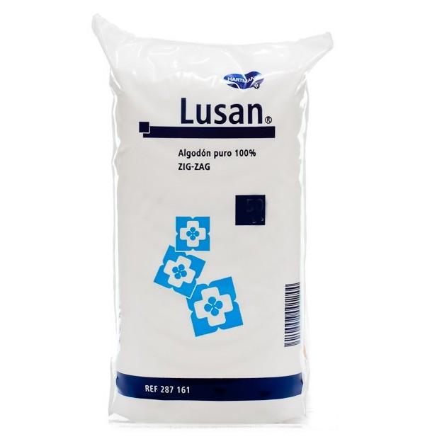 ALGODON LUSAN ZIG-ZAC PURO 100 GR