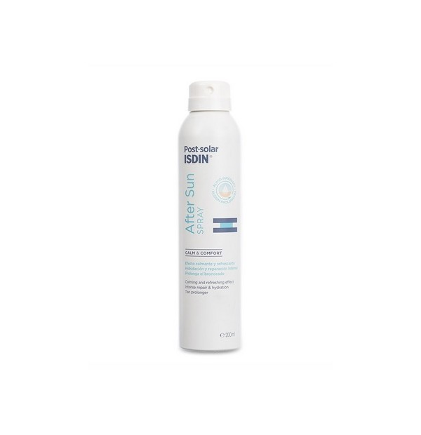 Isdin After-sun Efecto Inmediato Lotion Spray  200 Ml
