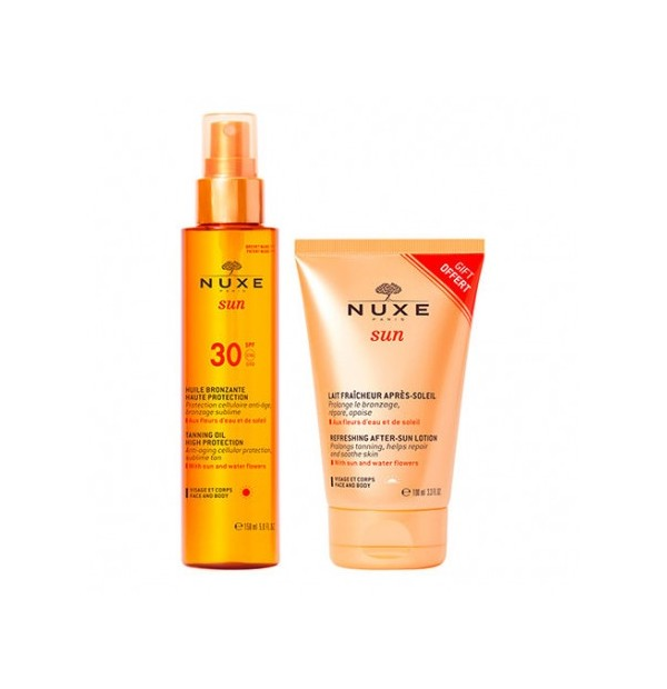 NUXE SUN SPRAY SPF 30 150 ML + AFTER SUN 100ML