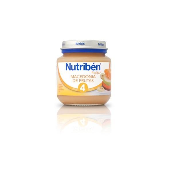 NUTRIBEN INICIO MACEDONIA FRUTAS