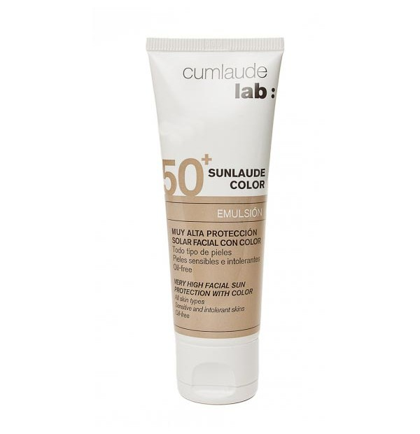 Sunlaude Spf 50+ Color 50 Ml