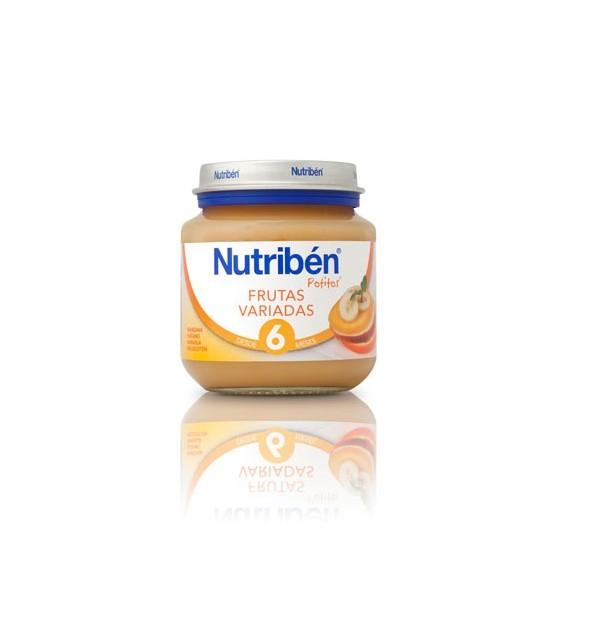 NUTRIBEN POTITO FRUTAS VARIADAS POTITO INICIO 130 G