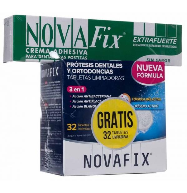 NOVAFIX EXTRAFUERTE CREMA 75 G