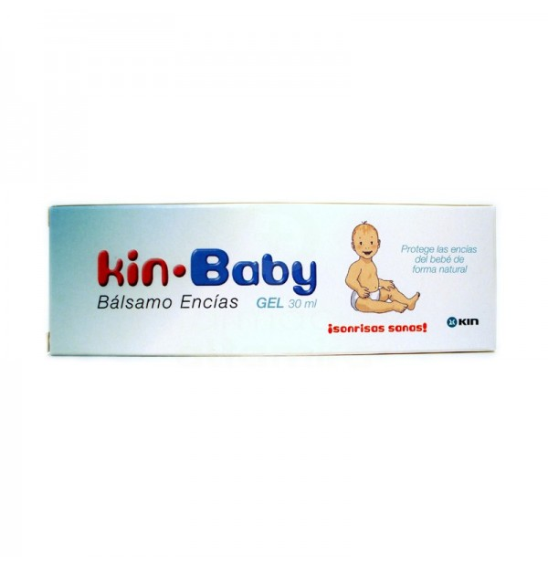 KIN BABY ENCIAS GEL 30 ML
